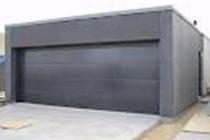 Garageporte med montering